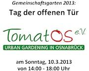 Tag der offenen Tür am 10.3.: Vortrag von Gudrun Walesch um 14:00 Uhr