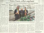 Neue Osnabrücker Zeitung stellt TomatOS vor.