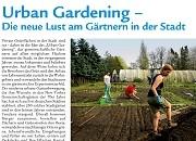 """Beitrag zu TomatOS und Urban Gardening in """"Klecks"""""""