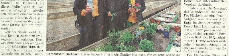 Neue Osnabrücker Zeitung stellt TomatOS vor