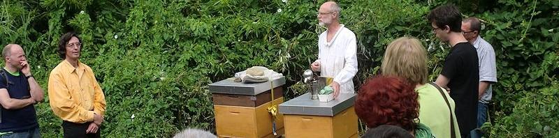 Tag der offenen Tür mit Bienen-Veranstaltung