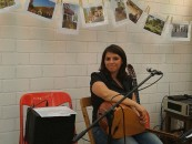 Kültür im Gewächshaus - deutsch-türkischer Nachmittag mit Musik und Literatur: Emel Tugay