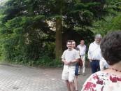 Besichtigung CSA-Hof Pente 1