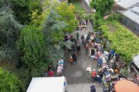 Impressionen vom TomatOS-Flohmarkt