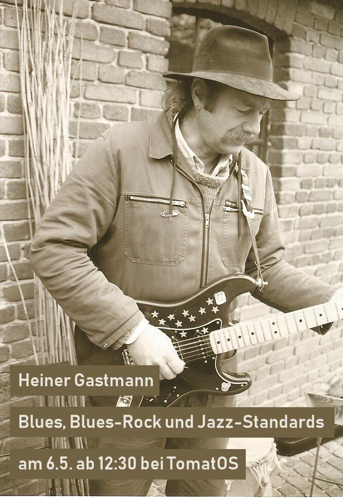 Heiner Gastmann bei TomatOS